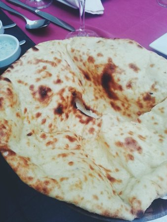 L'Everest : naan