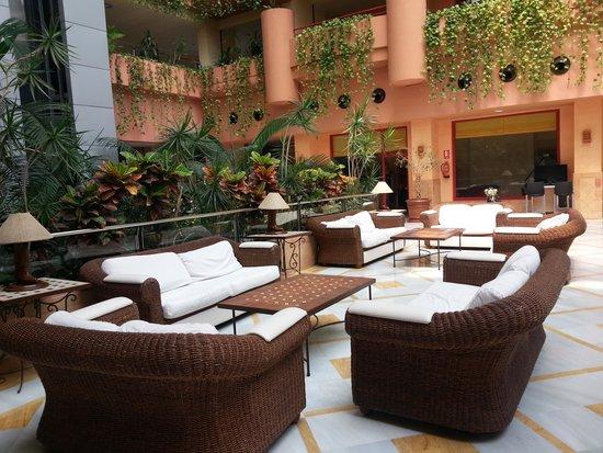Almunecar Playa Spa Hotel : ASIENTOS DE ESPERA