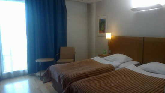 Scandic Tampere City: Double/twin room