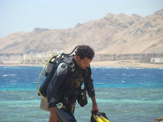 Bedouin Divers Dahab: Bakr Madany