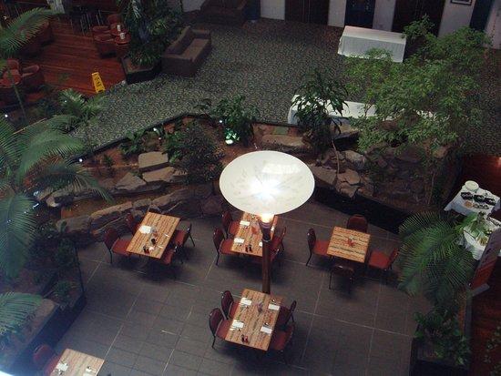 Novotel Darwin CBD: Atrium