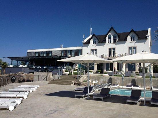 Farol Hotel: Incredible terrace