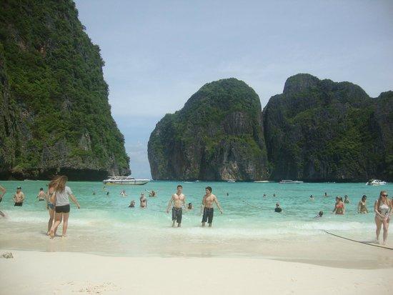 Phi Phi Islands : Май Бей
