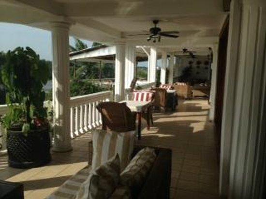 La Villa des fées : Terrasse 2