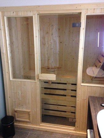 Mainport Hotel : Prive Sauna