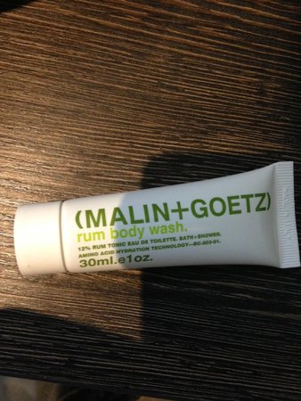 Mainport Hotel: soap