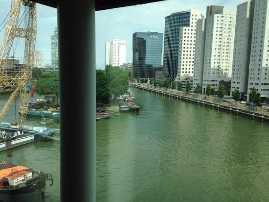 Mainport Hotel: Uitzicht