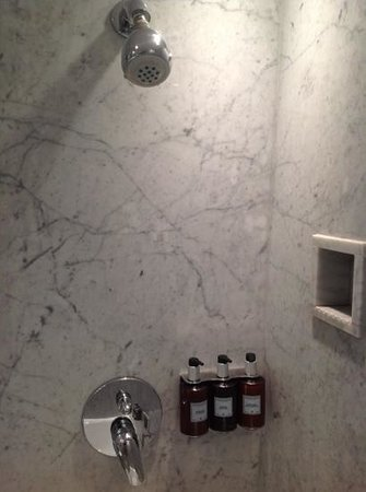 Radisson Blu Edwardian Grafton Hotel: they love marble in this hotel