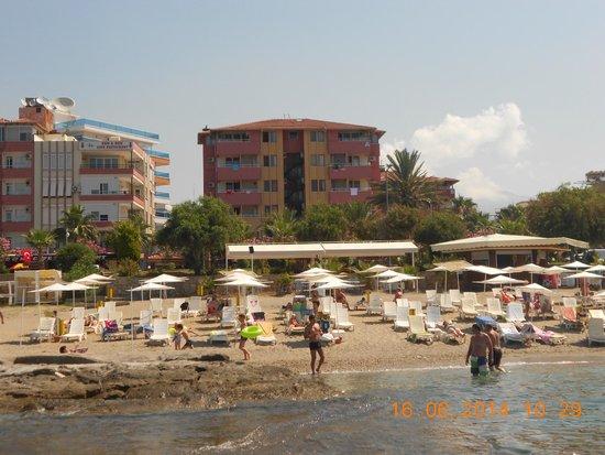 Saritas Hotel: .....