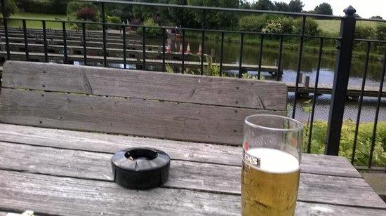 Lion Quays: Beer Garden