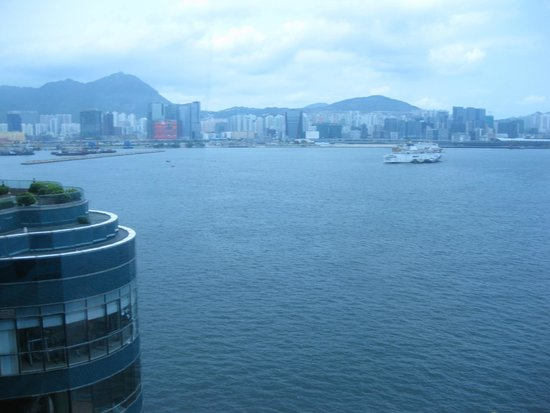 Harbour Grand Kowloon: Spectacular view from the room