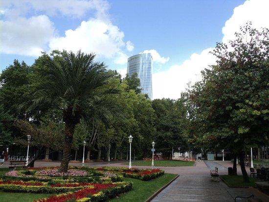 Dona Casilda Park