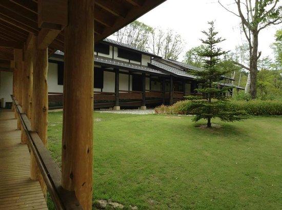 Hotel Sierra resort Hakuba : hot spring building