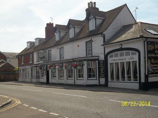 front of the star inn