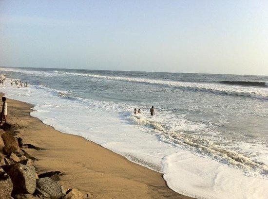 Club Mahindra Cherai Beach : sea beach
