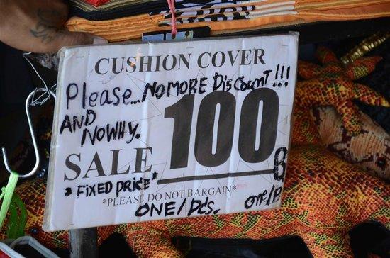 Ao-Nang Sunset Hotel: No More Discount!!