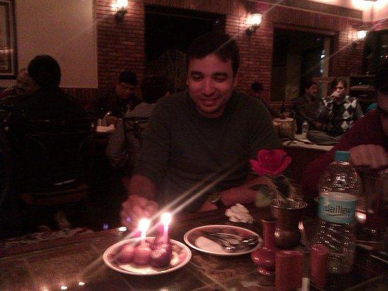 Alfa Spice: Ahmed,s birthday