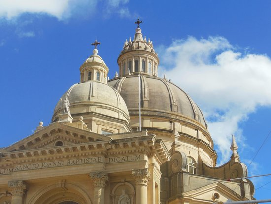 Church of St. John The Baptist: Rotunda Church