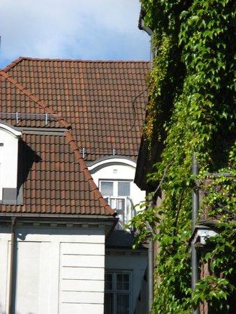 Clarion Collection Hotel Gabelshus: Richting een kamer