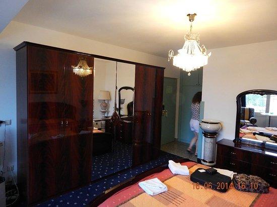 Hotel Villa Nico: Super pokój