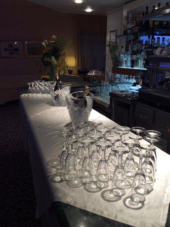 Hotel Bahia: Particolare del buffet
