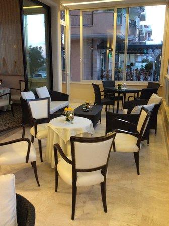 Hotel Bahia: Particolare della sala