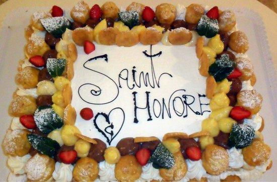 Hotel Romagna: Saint Honore