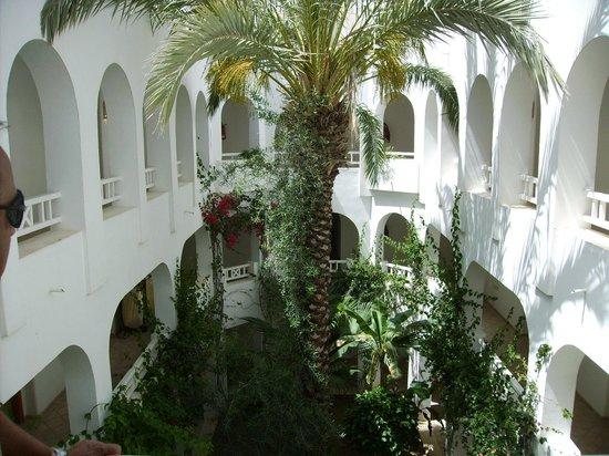Vincci Resort Djerba: Innenhof Haus 4