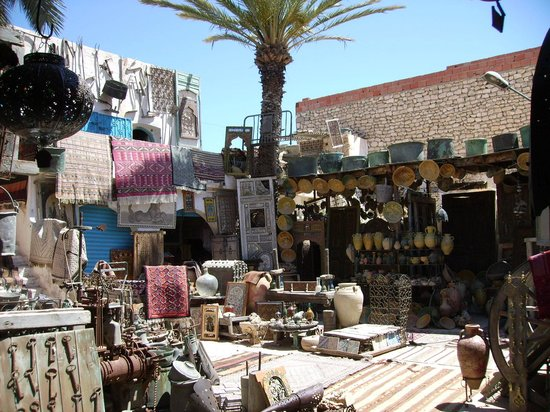 Vincci Resort Djerba : In Houmt Souk.....