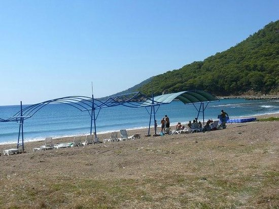 Karaoz, Τουρκία: Море