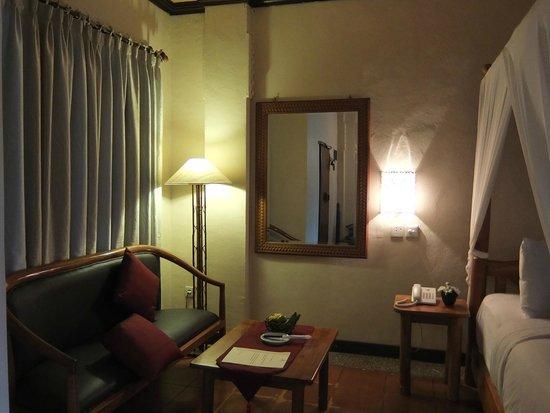 Junjungan Ubud Hotel and Spa: chambre