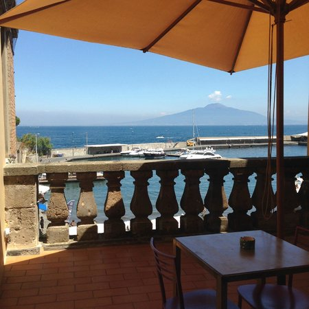 Marina Piccola 73: Vista mare