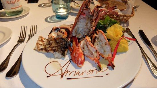 Ristorante Amarone: The Art of Seafood