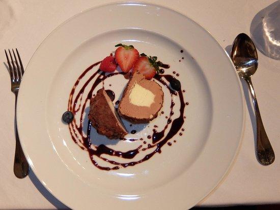 Ristorante Amarone: Least but not last, Dessert