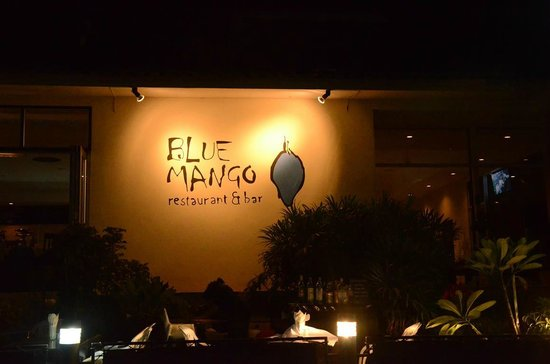 evening @ Blue Mango