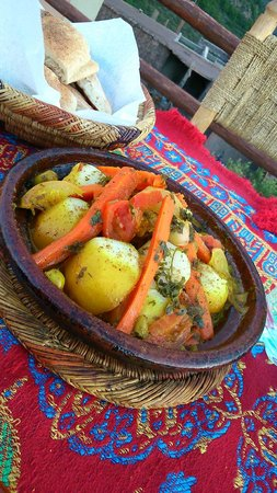 Roches Armed : Excellent tajine