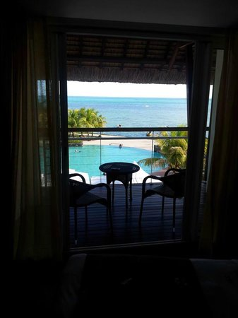 Laguna Beach Hotel & Spa: Balcony view