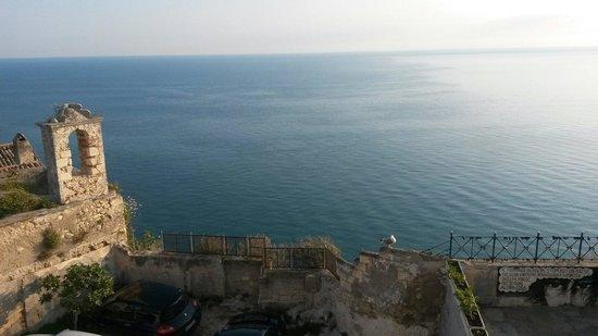 Locanda Al Castello: Dalla camera