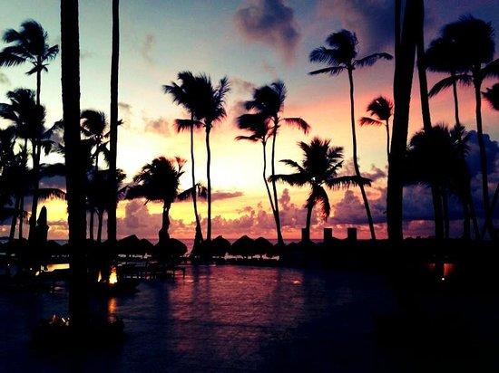 Memories Splash Punta Cana : View of the sunset