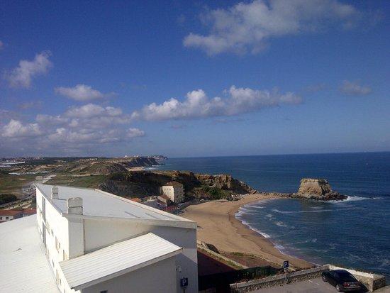 Ô Hotel Golf Mar: Vista do terraço do bar
