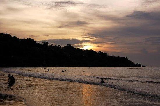 Four Seasons Resort Bali at Jimbaran Bay : Jimbaran beach