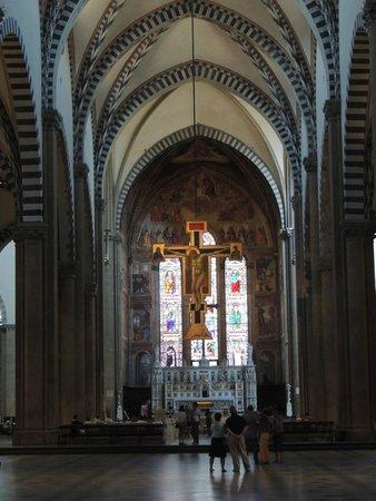 Relais Villa Jacopone Suites : Basilica of Santa Maria Novella