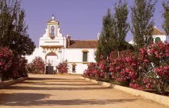 Hacienda Vera Cruz: otra vista exterior..