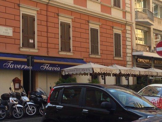 Taverna Flavia: Fantastic Restaurant