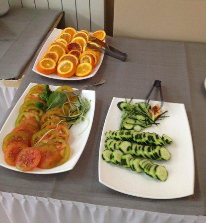 Hotel Club House Roma: Завтрак