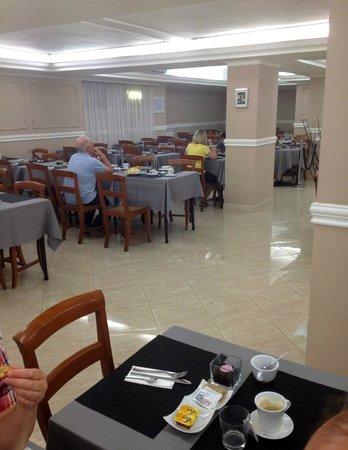 Hotel Club House Roma: Ресторан