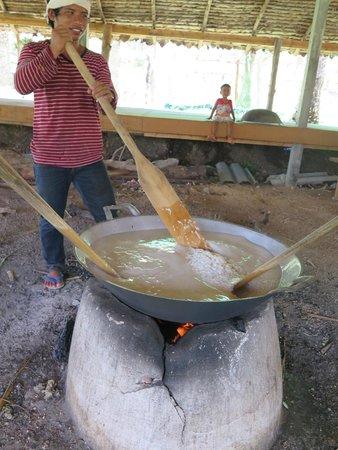ElephantsWorld: cocinando para ellos