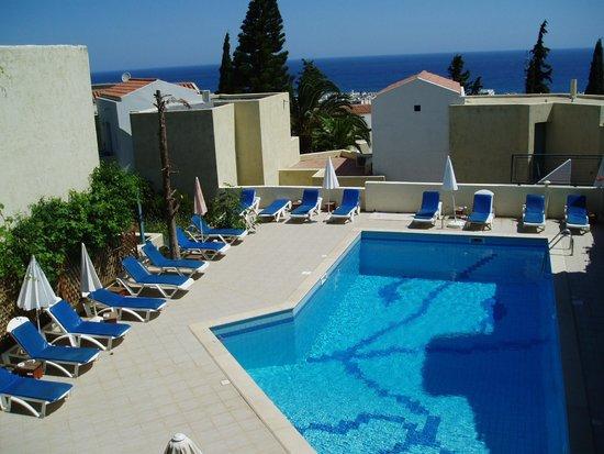 Villa Iokasti: zwembad