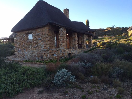 Lord's Guest Lodge-McGregor: our cottage