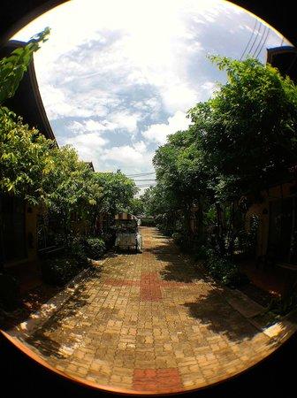 Bangkok Rama Hotel: Olloclip Fisheye iphone4